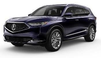Acura MDX YD3 2021 4WD