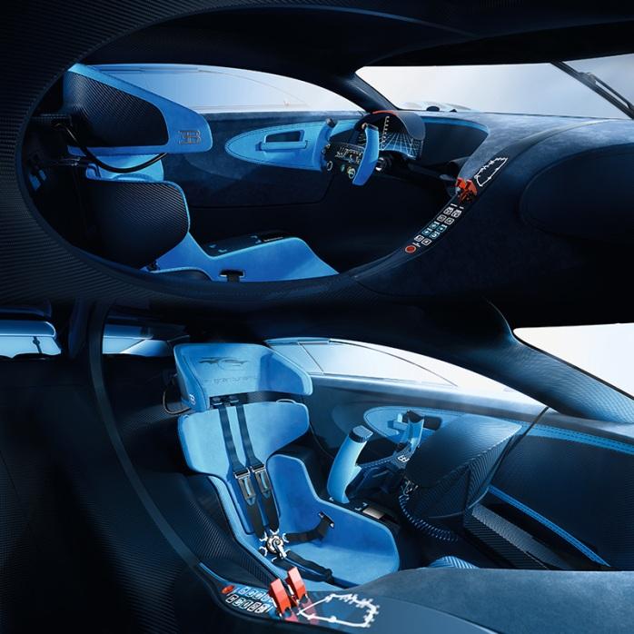 Vision GT Bugatti