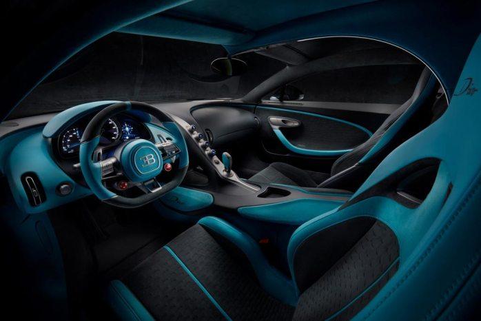 Bugatti Divo salon