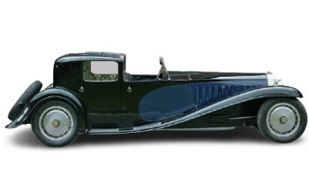 Type 41 Royale Coupe Napoleon