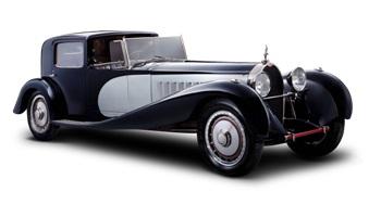 Type 41 Royale Coupe de Ville Binder
