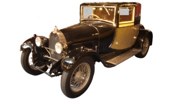 Type 40 Coupe 1929
