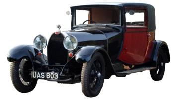 Type 44 Fiacre Coupe