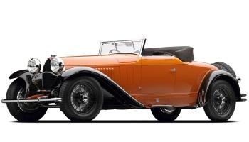 Type 46 Cabriolet by De Villars