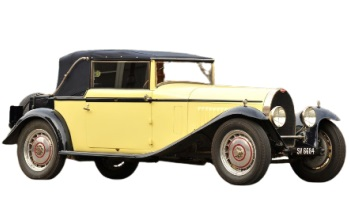 Type 46 Cabriolet by Figoni