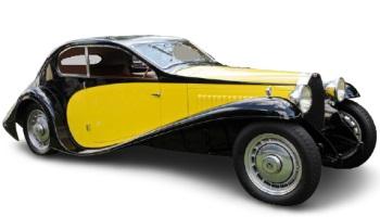 Type 46 Superprofile Coupe