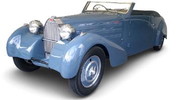 Type 57 Gangloff Cabriolet