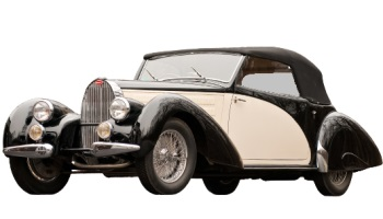 Type 57C Letourneur and Marchand Cabriolet
