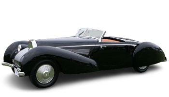 Type 57C Voll and Ruhrbeck Cabriolet