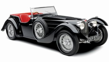 Type 57S Sports Tourer by Corsica