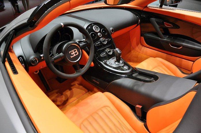 Bugatti Veyron Salon