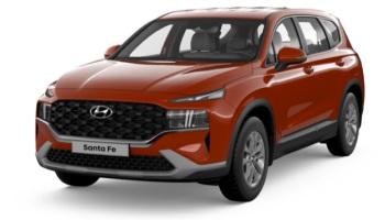 Hyundai Santa Fe TM 2020