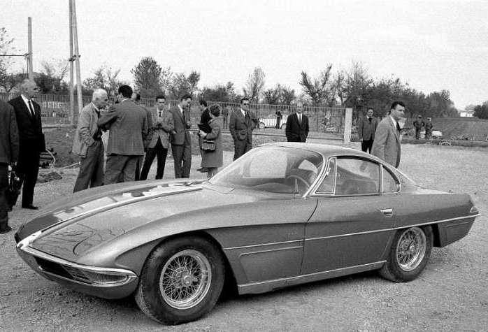 Lamborghini 350GTV