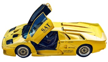 Diablo GT1 Stradale