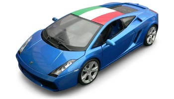 Lamborghini Gallardo Italia