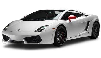 Lamborghini Gallardo LP560-4 Bianco Rosso