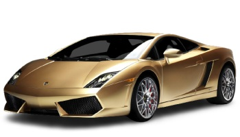 Gallardo LP560-4 Gold Edition