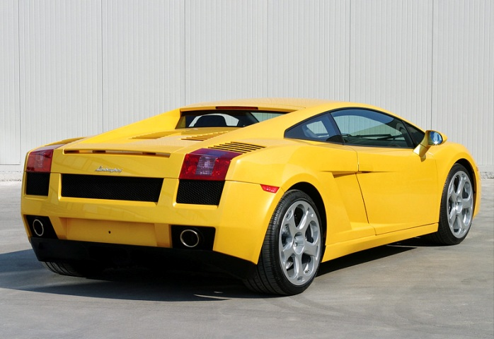 Lamborghini Gallardo LP500-4