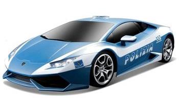 Huracan LP610-4 Polizia