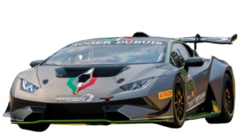 Huracan Super Trofeo Evo 10th Edition