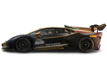 Huracan Super Trofeo EVO Collector