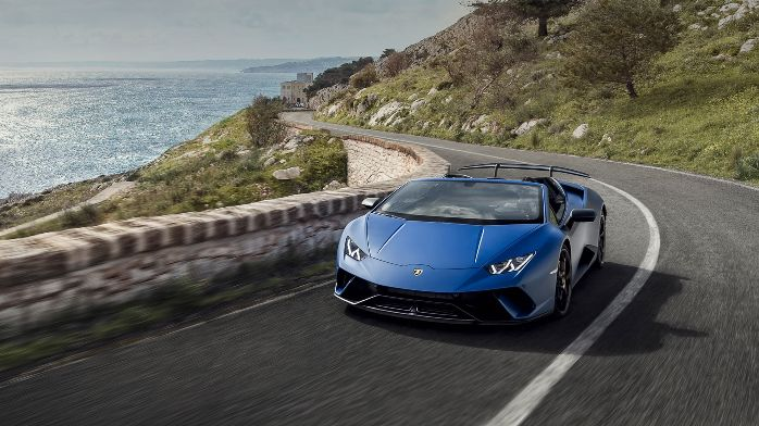 Huracan performante spyder