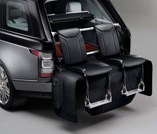 Range Rover Autobiography Багажник