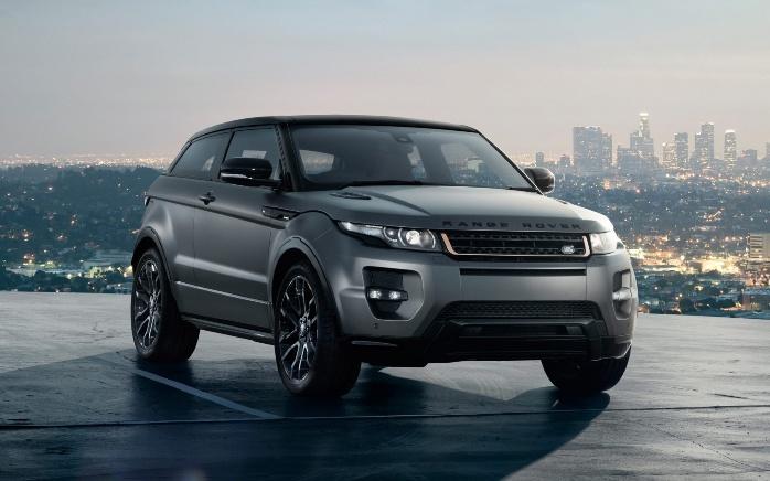 Range Rover Evoque от Виктории Бекхэм