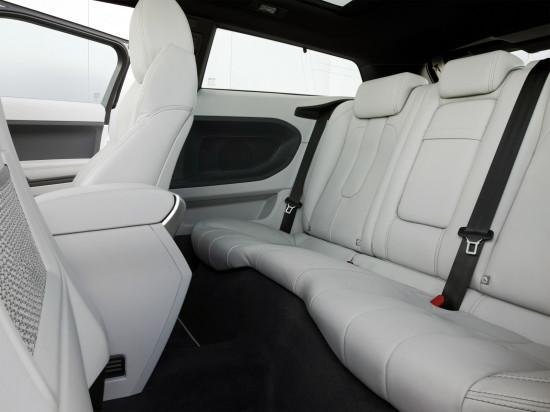 Range Rover Evoque Купе Salon