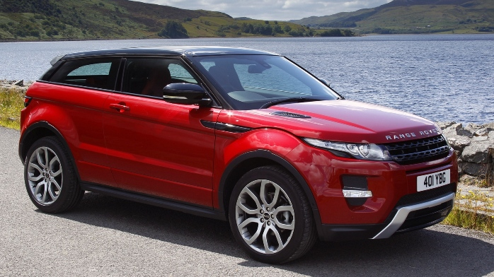 Range Rover Evoque Coupe