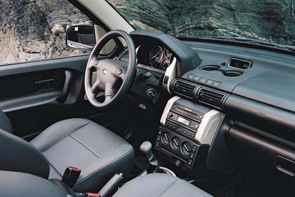 Land Rover Freelander Salon