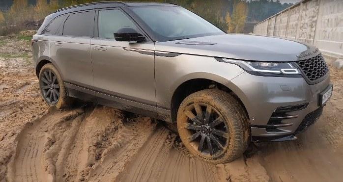 Range Rover Velar AWD