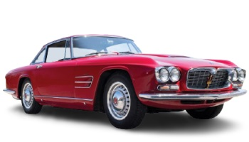 3500 GT Frua Coupe