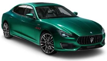 Maserati Quattroporte Trofeo M156