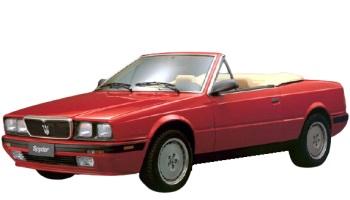 Spyder i 1990 2800