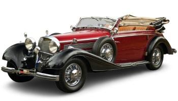 540 K Cabriolet C