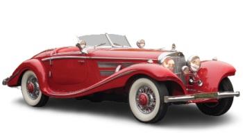 540 K Sport Cabriolet A
