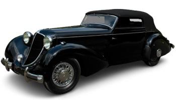 540K Special Cabriolet