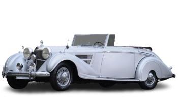 540K Vanden Plas Cabriolet