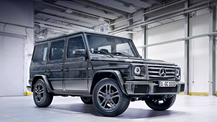Mercedes-Benz G350d