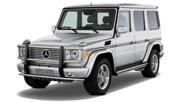 Mercedes-AMG G 55