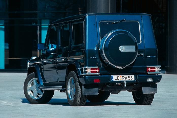 Mercedes-Benz G55 Gelandewagen