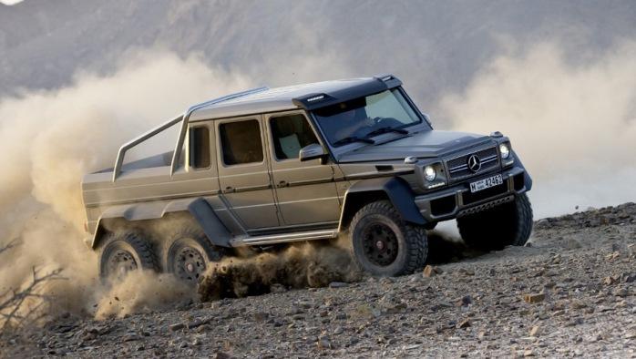 Mercedes-Benz 6x6