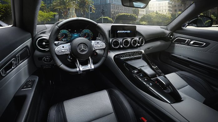 mercedes gt suv