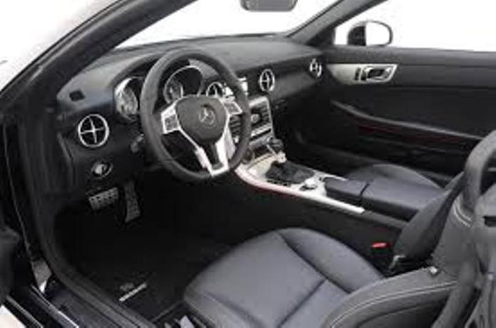 mercedes-benz slk salon