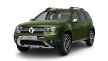 Duster 2015 4WD