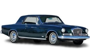 Gran Turismo Hawk 1963