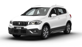 SX4 generation 2 4WD