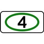 8.25 Экологический класс транспортного средства