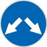 4.2.3 Объезд препятствия справа или слева
